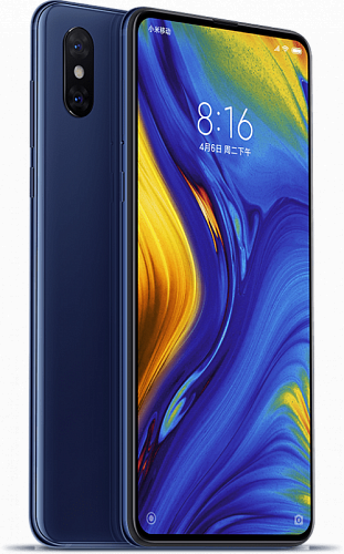 купить Смартфон Xiaomi Mi Mix 3 128GB/8GB Blue (Синий) в Архангельске