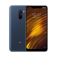купить Смартфон Pocophone F1 128GB/6GB Blue (Синий) в Архангельске