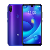 купить Смартфон Xiaomi Mi Play 64GB/4GB Blue (Синий) в Архангельске
