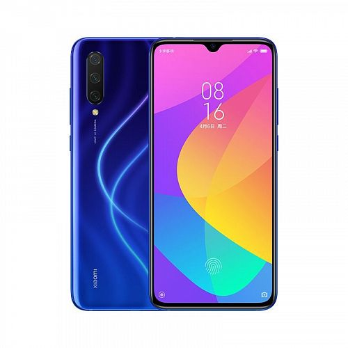 купить Смартфон Xiaomi CC9 128GB/6GB Blue (Синий) в Архангельске